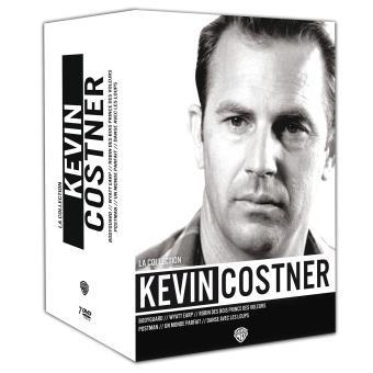Bodyguard - Danse avec les loups - Wyatt Earp - Robin des bois - The Postman - Un monde parfait Coffret 6 DVD