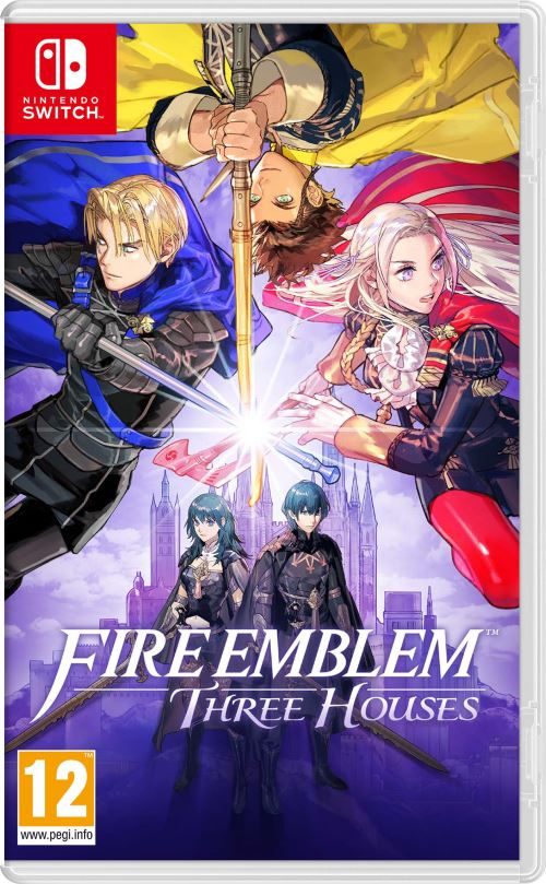 [2019-07-26] Fire Emblem : Three Houses (switch) Fire-Emblem-Three-Houses-Nintendo-Switch