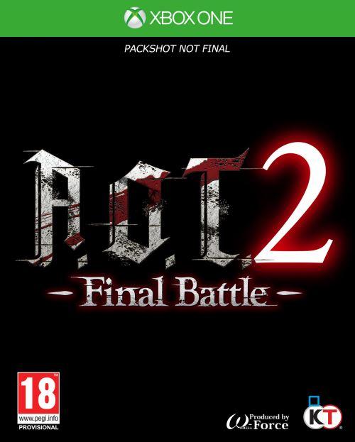 Attack on Titan 2 Final Battle Xbox One