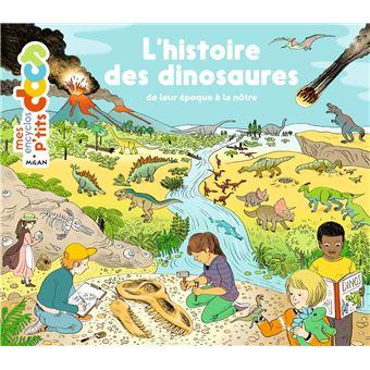 L'histoire des dinosaures