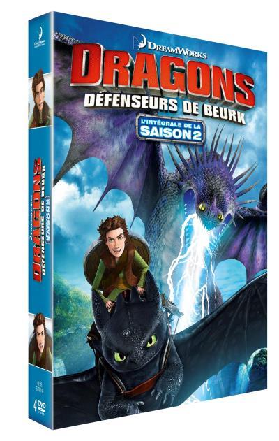 dragons cavaliers de beurk saison 2