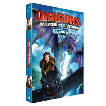 dragon cavalier de beurk saison 1