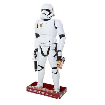 Figurine articul e star wars vii first order stormtrooper - Grande figurine star wars ...