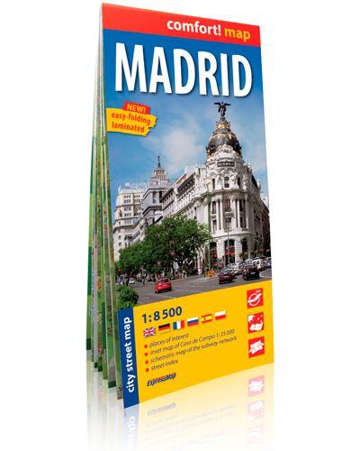 Madrid 1/8.500 (comfort !map)