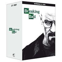 Coffret Breaking Bad L'intégrale de la série Edition Walter White DVD