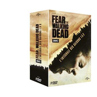 Fear the walking deadFear the Walking Dead Saison 1 à 3 Coffret DVD
