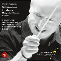 Brahms A brief portrait of Paavo Järvi and The Deutsche Kammerphilarmonie Bremen