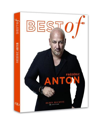 Best of Frédéric Anton - 9782841238156 - 5,99 €