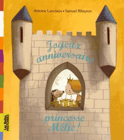 Joyeux Anniversaire Princesse Melie Broche Antoine Lanciaux