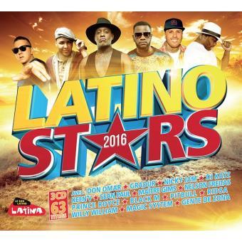 Latino Stars 2016