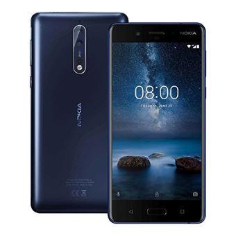 Nokia 8 - Glossy Blue 4G 64GB
