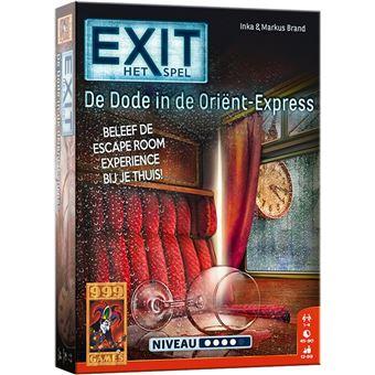 EXIT - De dode in de Orient Express  - NL