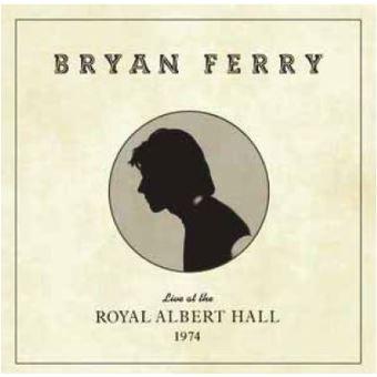 Live at the Royal Albert Hall 1974 - CD