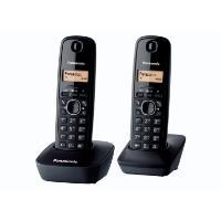 Panasonic Draadloze Telefoons met Antwoordapparaat - Duo KX-TG1612BLH