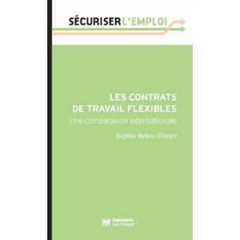 Les contrats de travail flexibles Une comparaison internationale