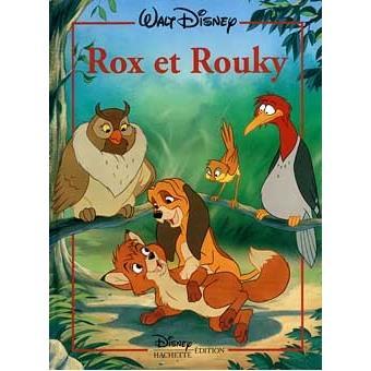 Rox Et Rouky Disney Classique