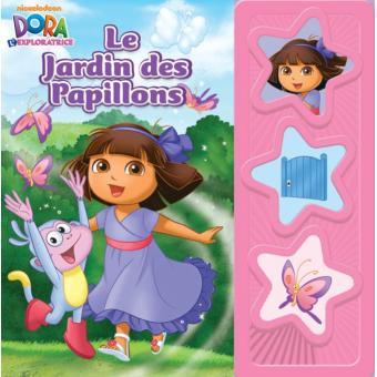 Dora l'exploratriceLe jardin des papillons