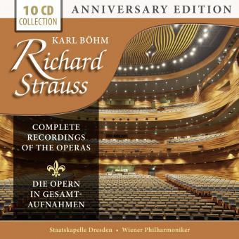Intégrale des opéras Coffret 10 CD