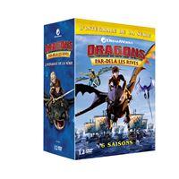 Coffret Dragons : Par-delà les rives L'intégrale DVD