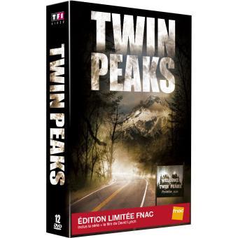 Twin PeaksTwin Peaks - L'intégrale de la Série + Le Film Edition Spéciale Fnac