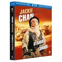 Coffret Jackie Chan 2 films Blu-Ray