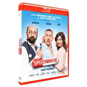 Supercondriaque Blu-ray