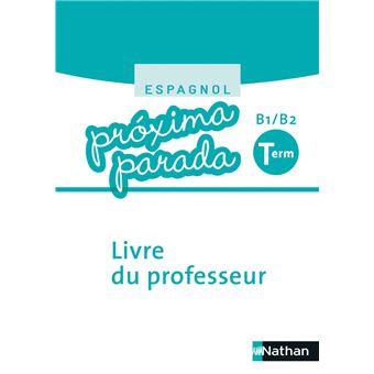 Proxima Parada Term Livre Du Professeur 2016