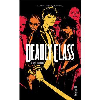 Deadly ClassDeadly Class