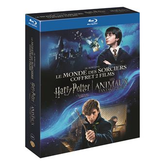 Harry PotterHARRY POTTER 1-FR-BLURAY