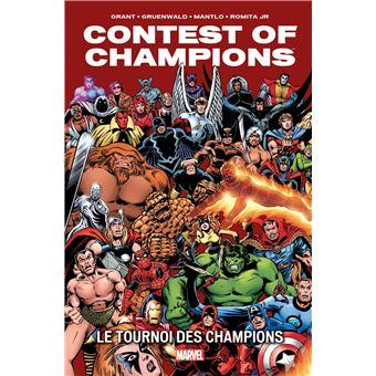 Contest of Champions par Romita Jr