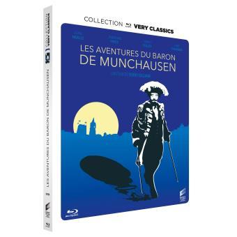 Les aventures du baron de Münchhausen Exclusivité Fnac Blu-ray
