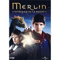 Merlin Saison 1 DVD