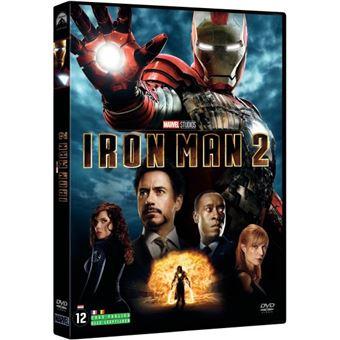 Iron manIron Man 2 DVD