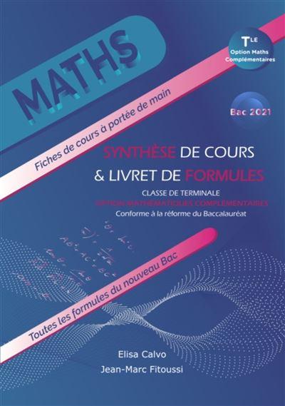 Mathématiques Complémentaires