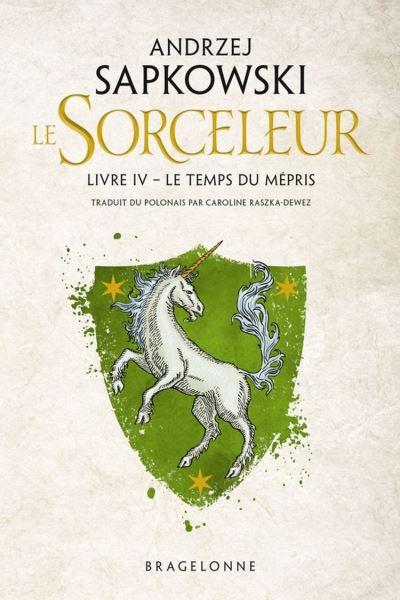 The Witcher - Le Temps du mépris - Sorceleur, T4 - 9782820507709 - 5,99 €