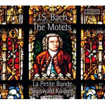 Bach : The Motets
