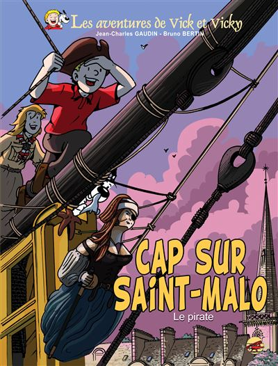 Cap sur Saint-Malo
