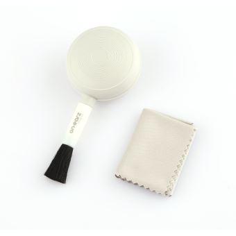 Pinceau de nettoyage On.Earz Imaging Blanc avec soufflet