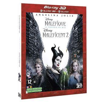 MaléfiqueMaléfique : Le Pouvoir du Mal Blu-ray 3D