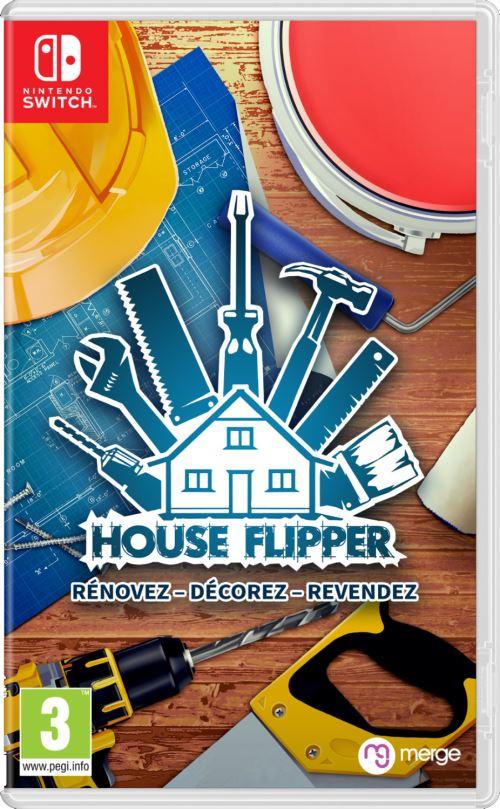 House Flipper Rénovez, décorez, revendez Nintendo Switch