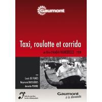 Taxi, Roulotte et Corrida DVD