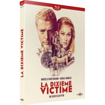 La dixième victime Blu-ray