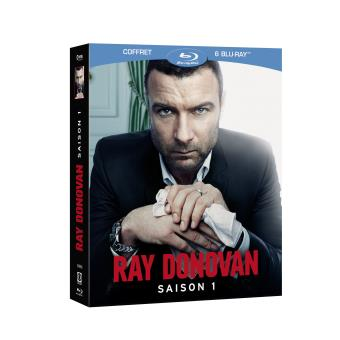 Ray DonovanCoffret intégral de la Saison 1 Blu-Ray