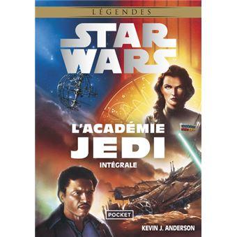 Star WarsStar Wars - L'Académie Jedi - Intégrale