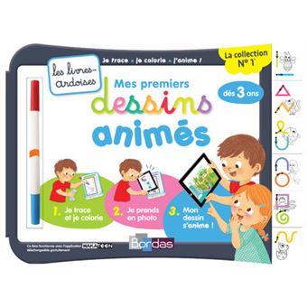 Mes Premiers Dessins Animes Les Livres Ardoises