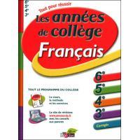 Annees de college francais