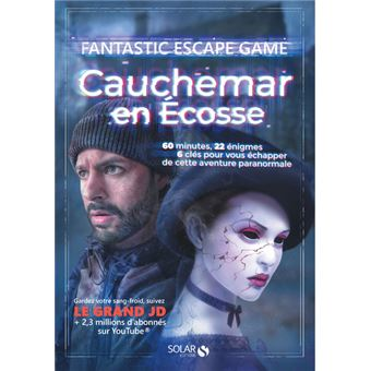 Escape Game Cauchemar En Ecosse