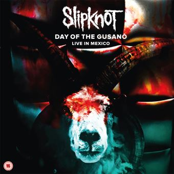 Day Of The Gusano Digipack Inclus Dvd Slipknot Cd