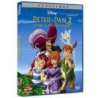 Peter Pan 2 : Retour au Pays imaginaire DVD