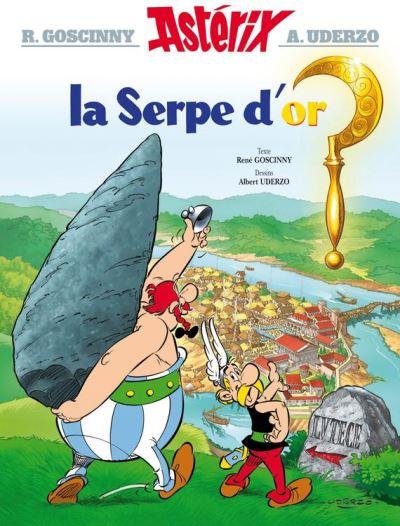 Astérix - La Serpe d'or - n°2 - 9782012103610 - 7,99 €